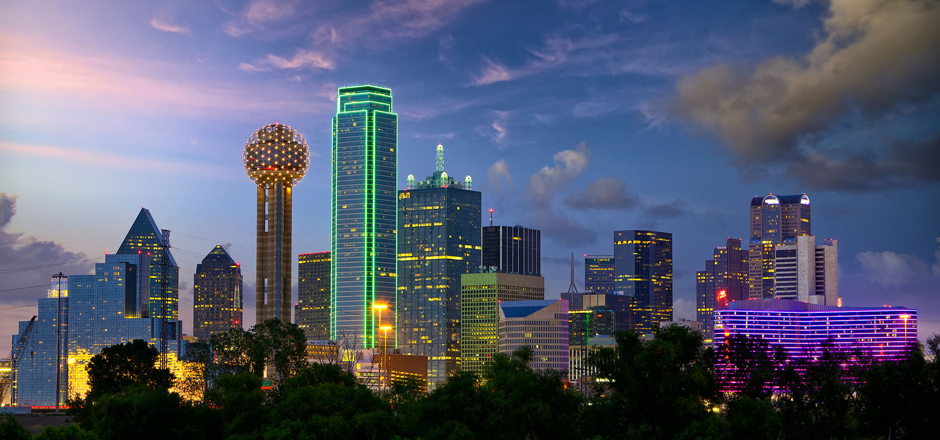 Dallas Skyline Christman Attorneys