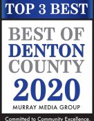 2020 Best of Denton County